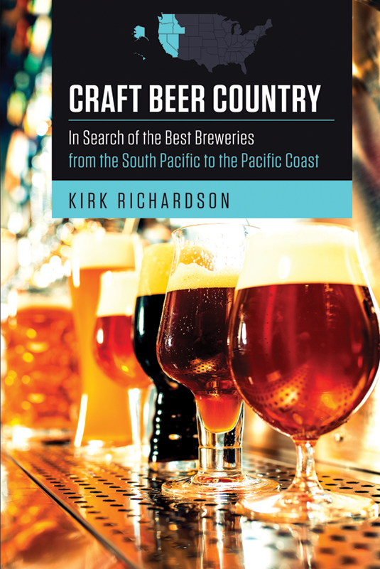 Craft Beer Country Cover